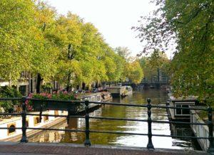 Brücke Amsterdam